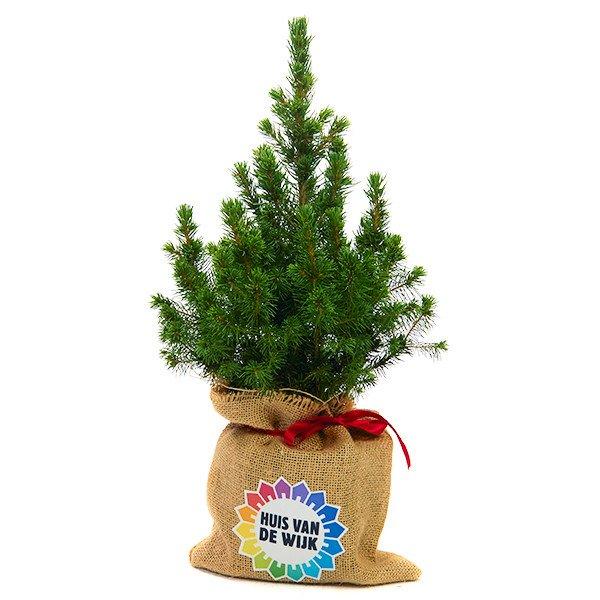 bureau kerstboompje