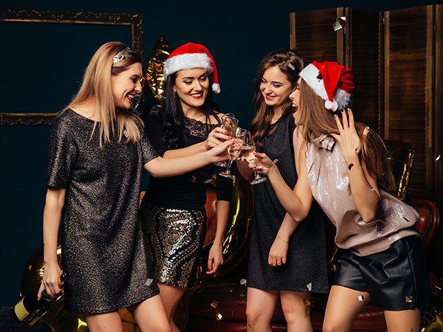 Kerst dames